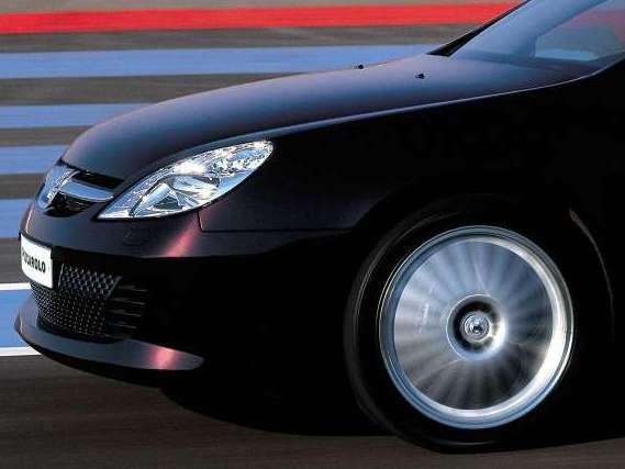 Peugeot607 Concept