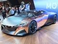 Photos Peugeot Onyx Concept