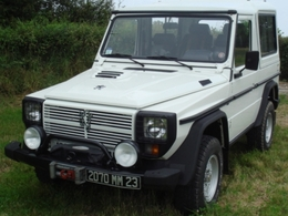 Peugeot P4