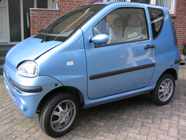 Photo PIAGGIO M500