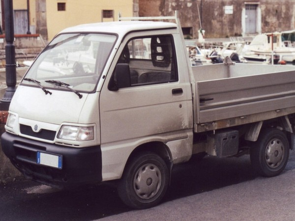 Photo PIAGGIO PORTER