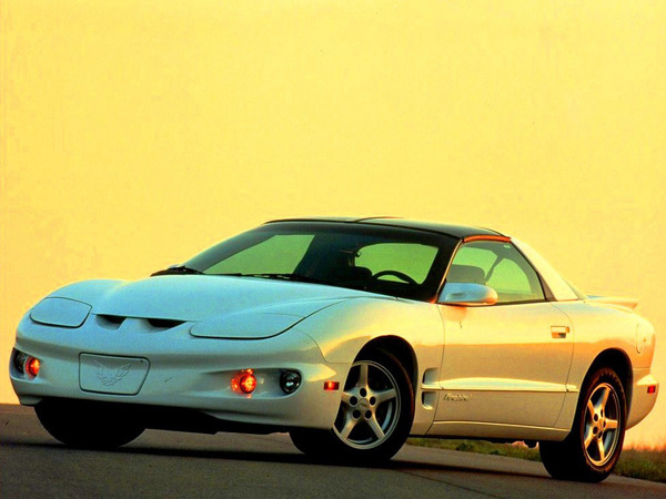 Photo pontiac firebird 1996