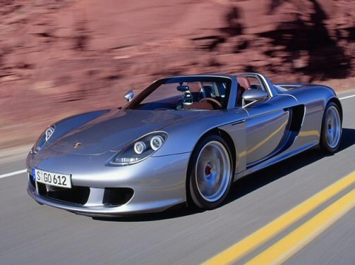 Photo PORSCHE CARRERA GT