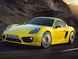 Photo porsche cayman 2006