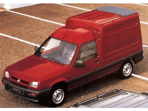 Photo renault express 1991