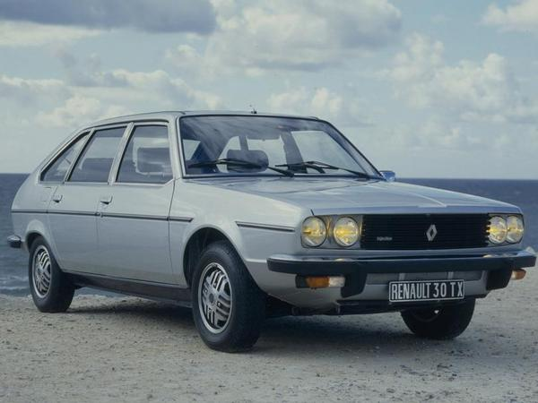 Photo RENAULT R30