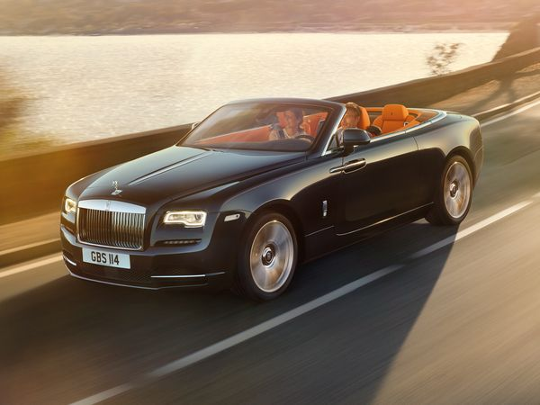 Photo ROLLS ROYCE DAWN