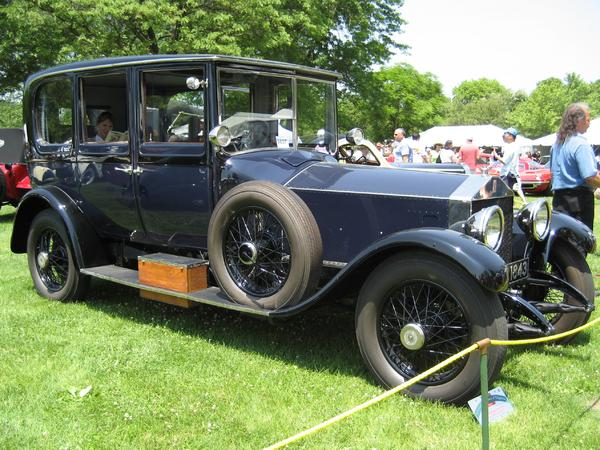 Photo ROLLS ROYCE SILVER GHOST