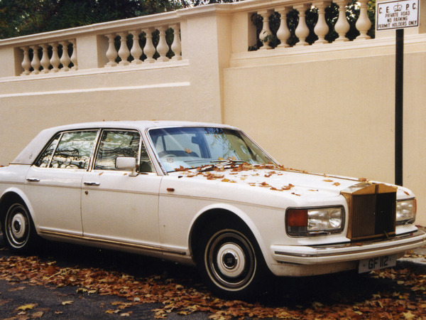 Photo ROLLS ROYCE SILVER SPUR