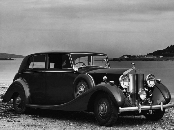 Photo ROLLS ROYCE SILVER WRAITH