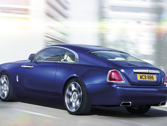 Photo ROLLS ROYCE WRAITH