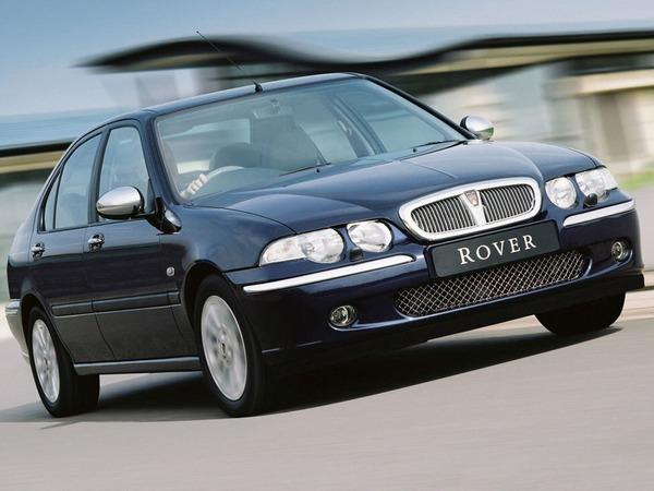 Photo rover 45 2002