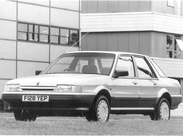 Photo rover montego 1993