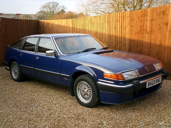 Photo rover sd1 1993