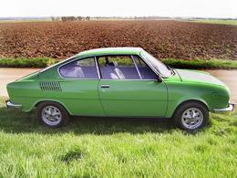 Skoda Coupe