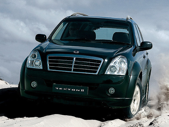 Photo SSANGYONG REXTON