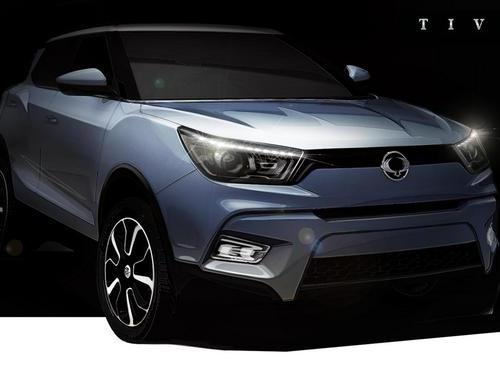 Photo ssangyong tivoli
