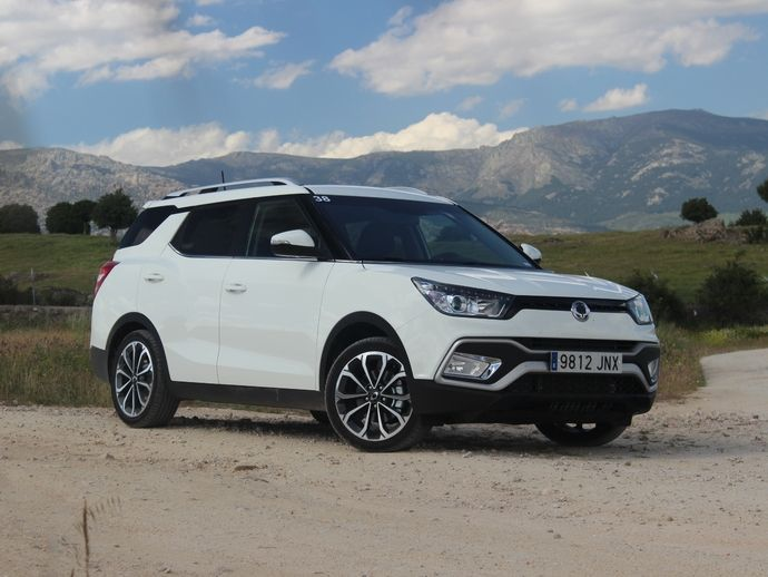Photo SSANGYONG XLV