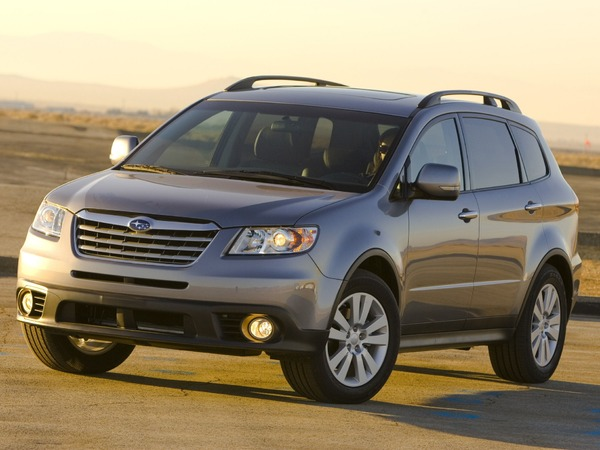 Photo SUBARU B9 TRIBECA