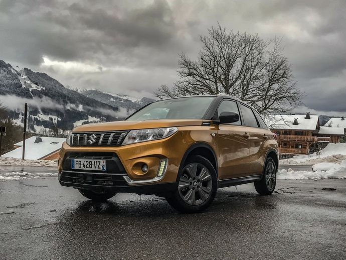 Photo suzuki vitara 2012
