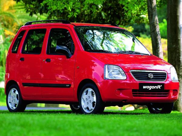 Photo SUZUKI WAGON R~