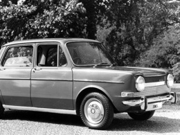 Talbot Simca 1000