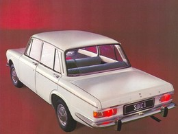 Talbot Simca 1301