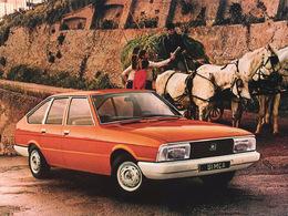 Talbot Simca 1307