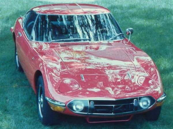 Photo TOYOTA 2000 GT