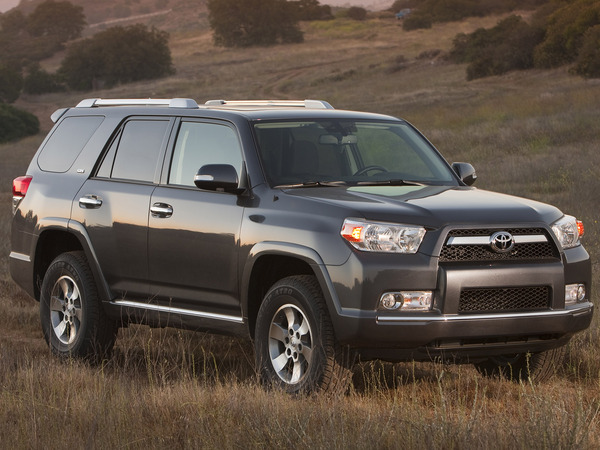 Photo TOYOTA 4RUNNER