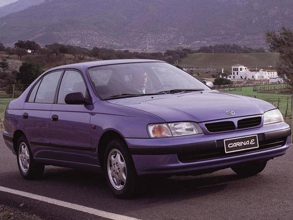 Photo toyota carina e 1997