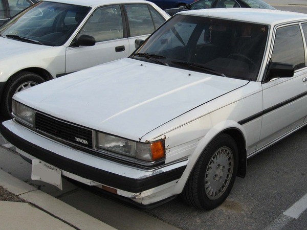 Photo TOYOTA CRESSIDA