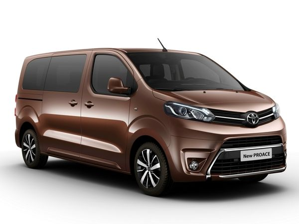 Photo TOYOTA PROACE VERSO