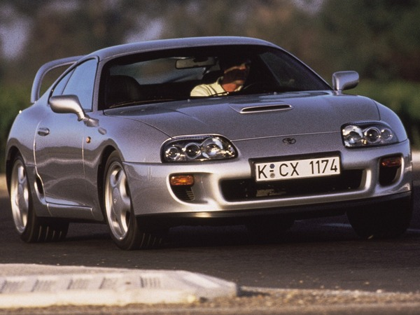 Photo toyota supra 2000