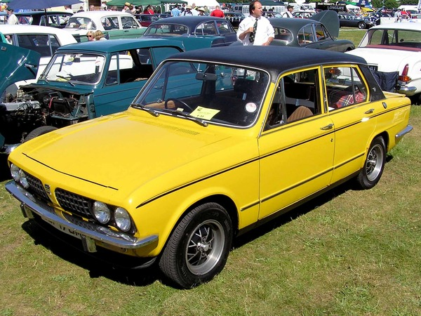 Photo TRIUMPH DOLOMITE