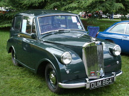 Triumph Mayflower
