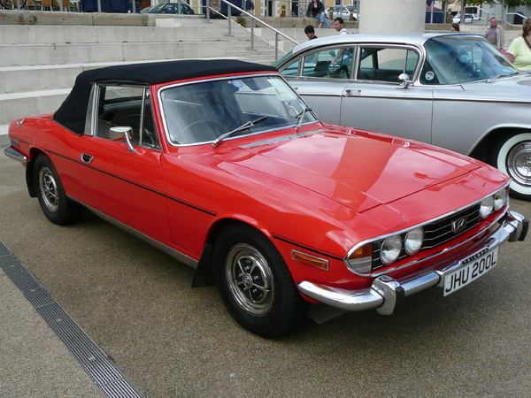 Photo TRIUMPH STAG