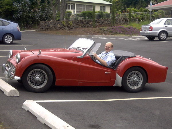 Photo TRIUMPH TR 3