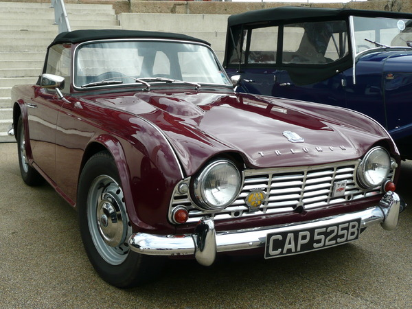 Photo TRIUMPH TR 4