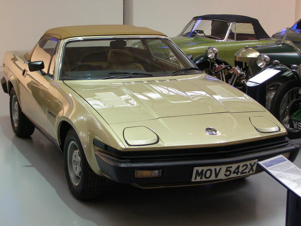 Photo TRIUMPH TR 7