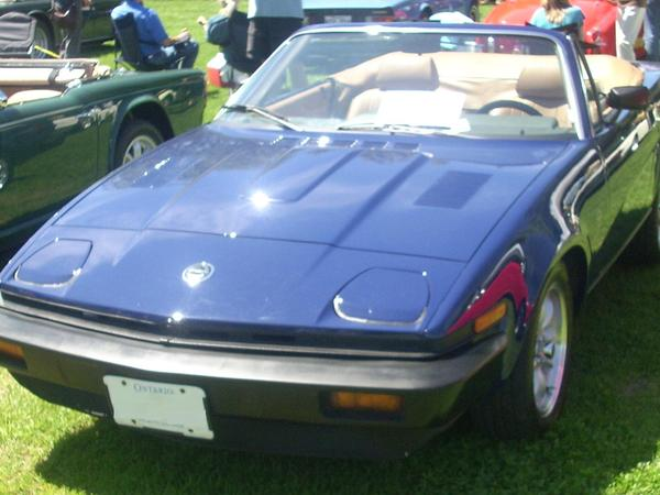 Photo TRIUMPH TR 8