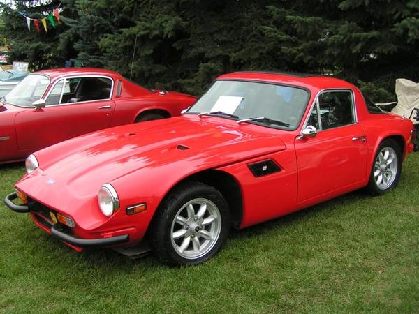 Photo TVR 1600 M