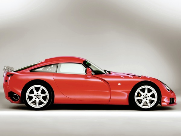 Photo TVR SAGARIS