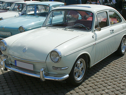 Photo VOLKSWAGEN 1600