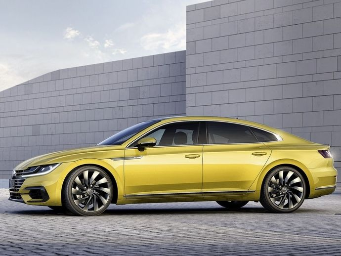 Photo volkswagen arteon 2020