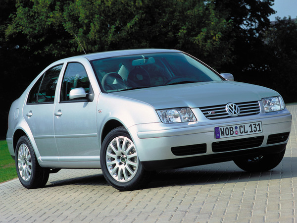 Photo volkswagen bora 2001