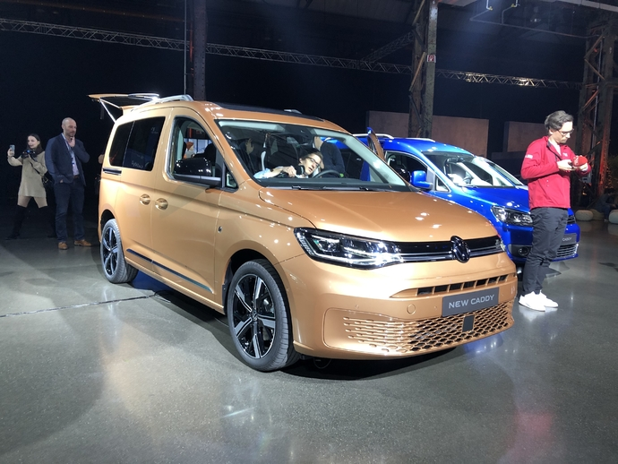 Photo VOLKSWAGEN CADDY