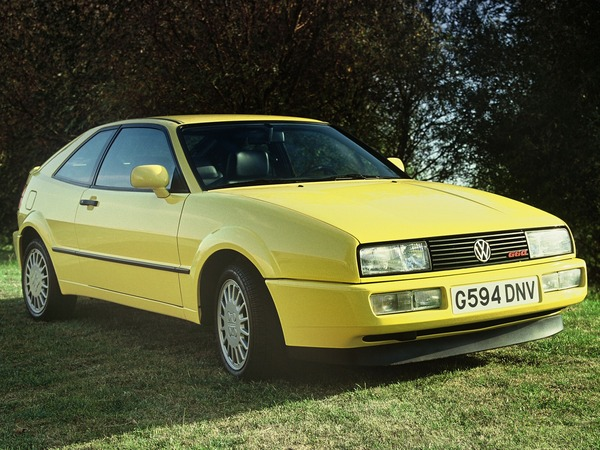 Photo VOLKSWAGEN CORRADO