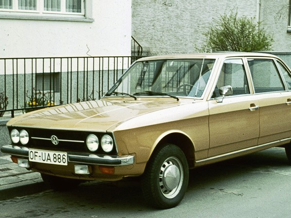 Photo VOLKSWAGEN K70