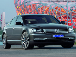 Photo volkswagen phaeton 2011